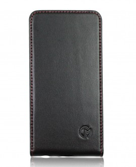 iPhone leather flip shell case