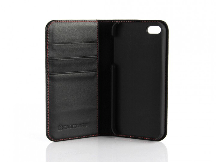 Keeping our customers satisfied! Review our iPhone 5S leather case